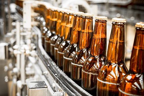 Glass packaging demand continues to grow in Europe